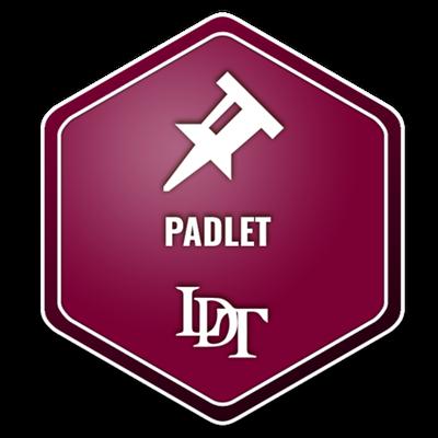 LDT Online: Padlet